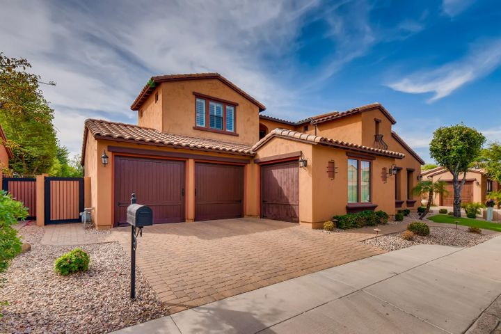 Majestic and proud, 4,114 square feet of living space and TWO MASTER SUITES!