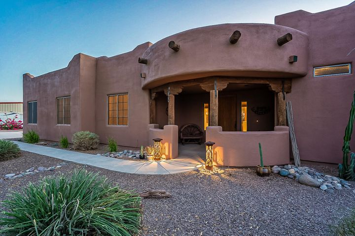 11794 N THUNDER MOUNTAIN Road, Coolidge, AZ 85128