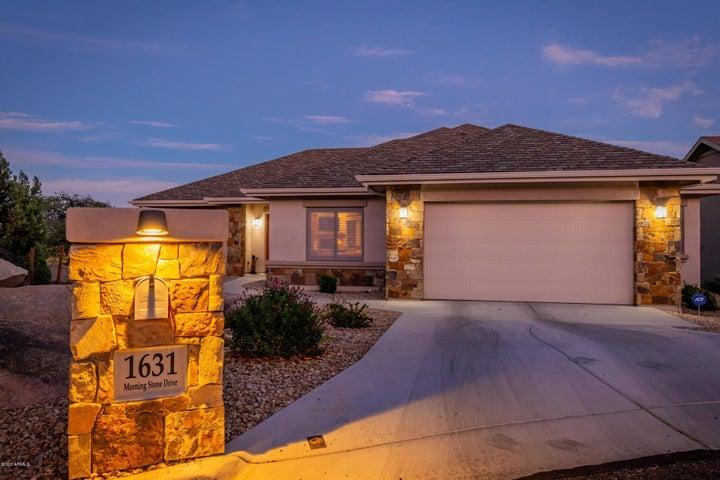 1631 MORNING STONE Drive, Prescott, AZ 86305