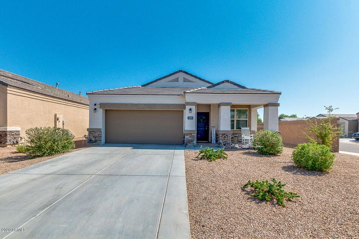 3745 N 298TH Avenue, Buckeye, AZ 85396