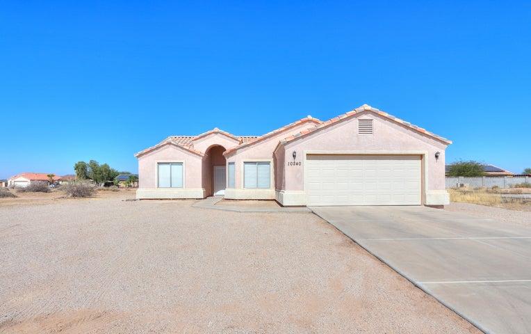 10240 W BRADSHAW Drive, Arizona City, AZ 85123