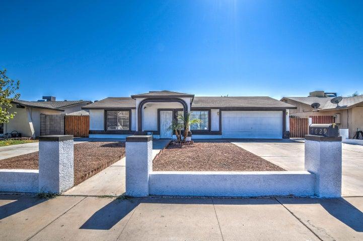 7629 W HEATHERBRAE Drive, Phoenix, AZ 85033