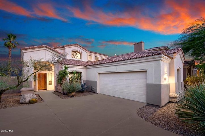 11525 E Desert Willow Drive, Scottsdale, AZ 85255