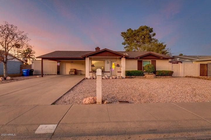 4732 W COLUMBINE Drive, Glendale, AZ 85304