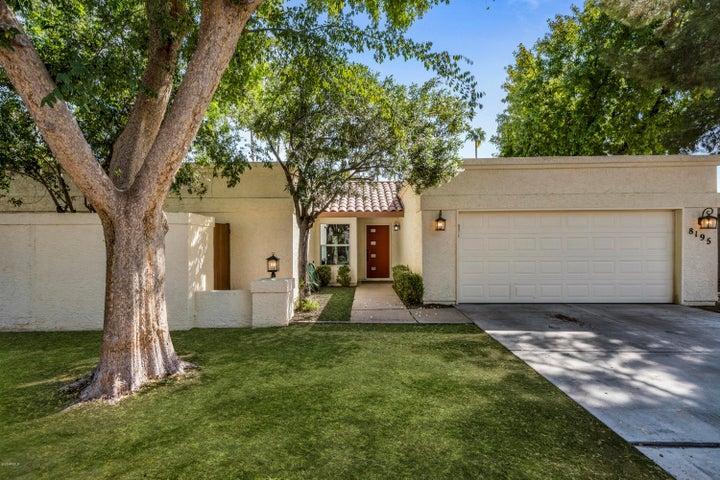 8195 E DEL CAVERNA Drive, Scottsdale, AZ 85258