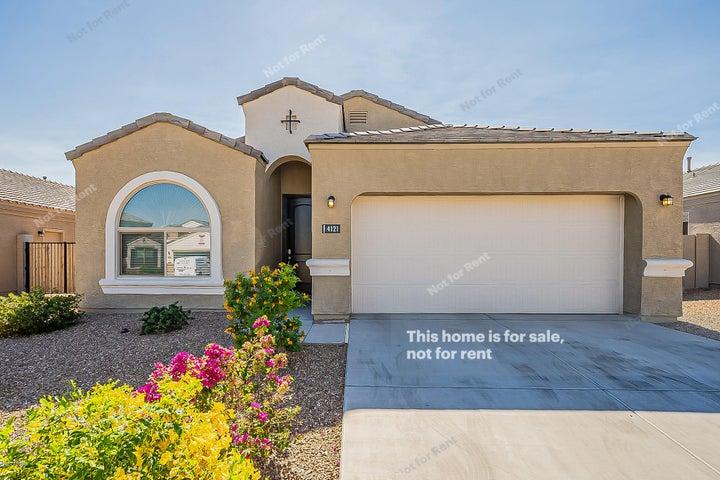 4121 W WHITE CANYON Road, Queen Creek, AZ 85142