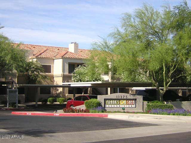 11375 E SAHUARO Drive, 2033, Scottsdale, AZ 85259