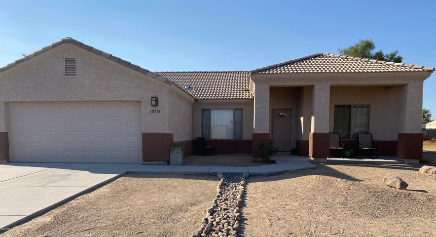 10751 W COVE Drive, Arizona City, AZ 85123