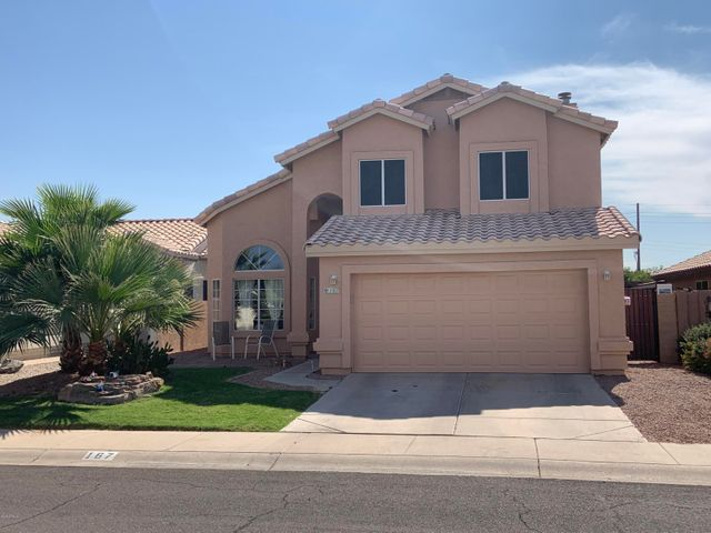 167 S WILLOW CREEK Street, Chandler, AZ 85225