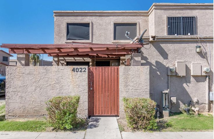4022 W READE Avenue, Phoenix, AZ 85019