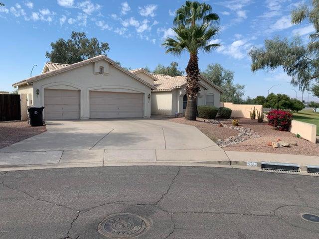 3154 N OLYMPIC Street, Mesa, AZ 85215