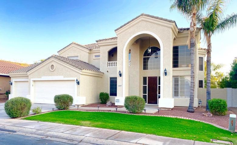 1509 W COMMERCE Avenue, Gilbert, AZ 85233