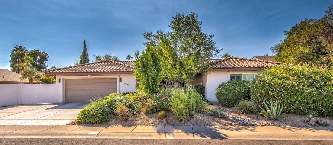 8334 E SAN SEBASTIAN Drive, Scottsdale, AZ 85258