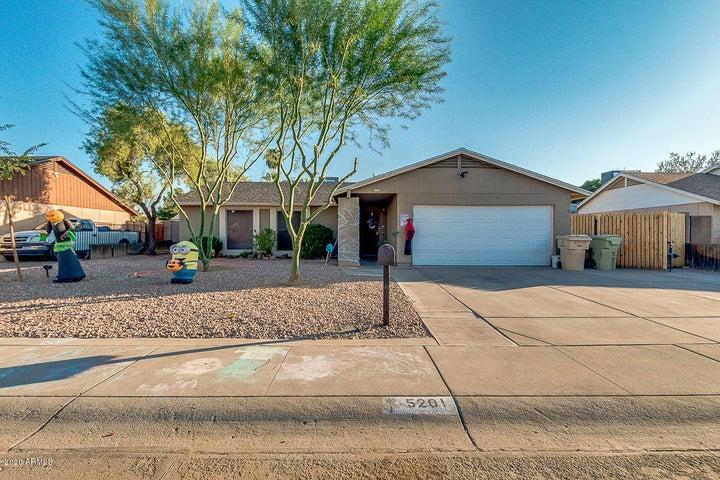 5201 W SELDON Lane, Glendale, AZ 85302
