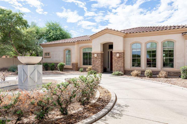 Welcome to Chaparral Estates!