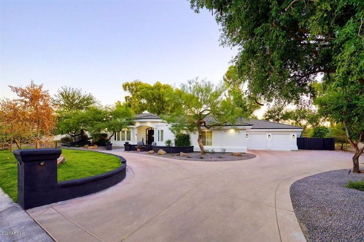 7171 E CABALLO Circle, Paradise Valley, AZ 85253
