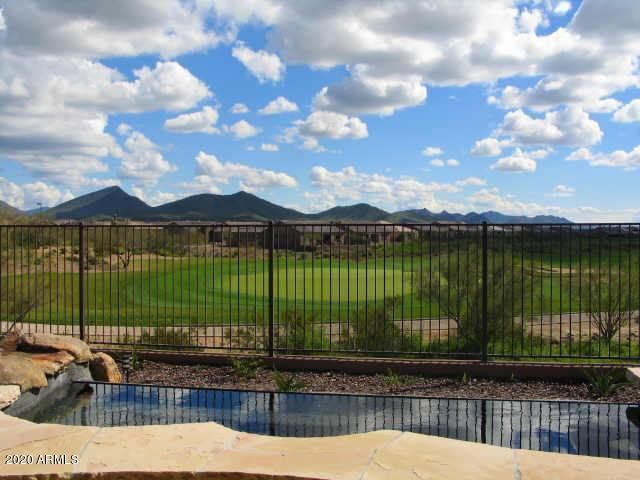 Negative edge heated pool and gorgeous golf and mountain views!
