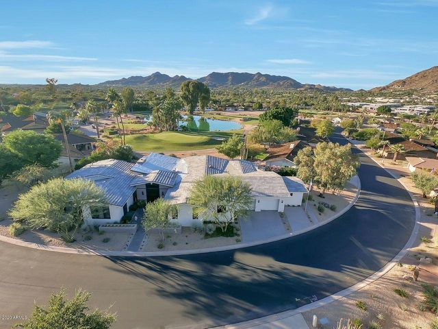 Ultimate privacy with Golf & surrounding Mountain Views.