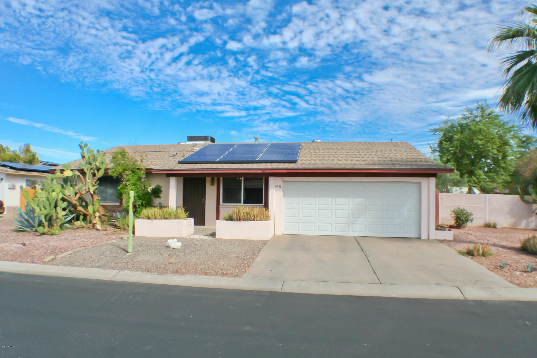 4411 W CATHY Circle, Glendale, AZ 85308