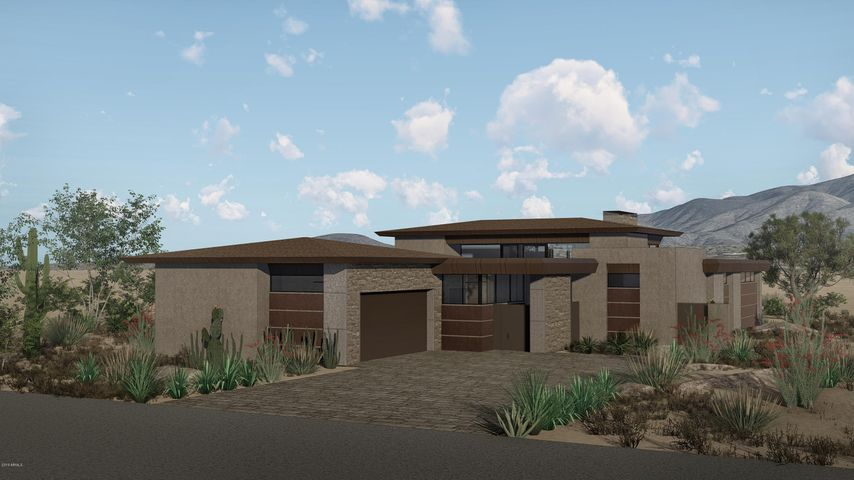 Renderings by Cullum Homes