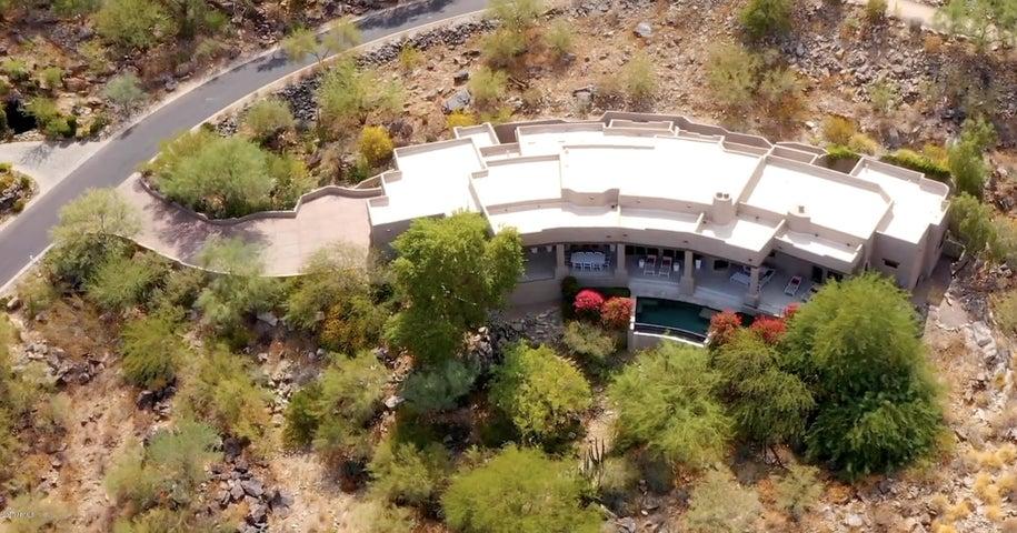 5784 E QUARTZ MOUNTAIN Road, Paradise Valley, AZ 85253