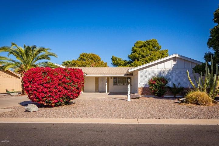 7014 E EXMOOR Drive, Mesa, AZ 85208