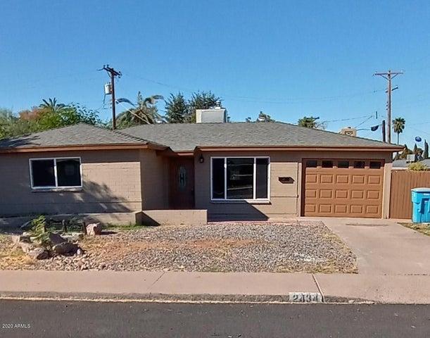 2434 N 37TH Place, Phoenix, AZ 85008