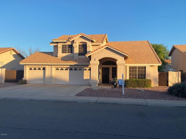 6714 W ORAIBI Drive, Glendale, AZ 85308