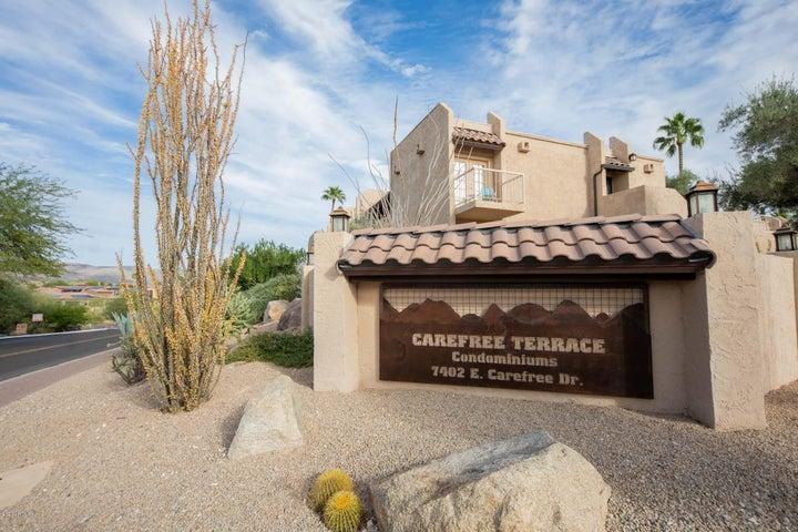 Carefree Terrace Condiminiums