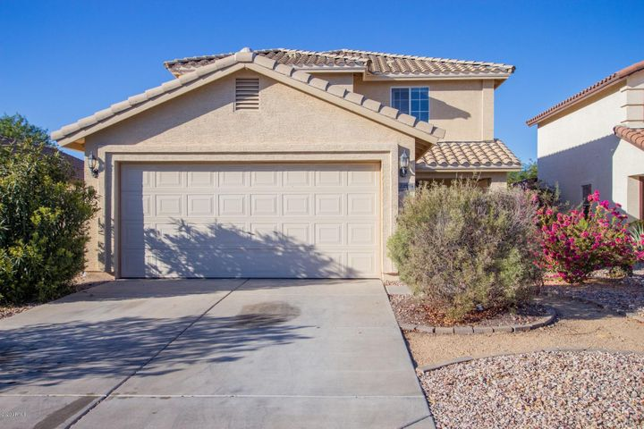 22574 W DESERT BLOOM Street, Buckeye, AZ 85326