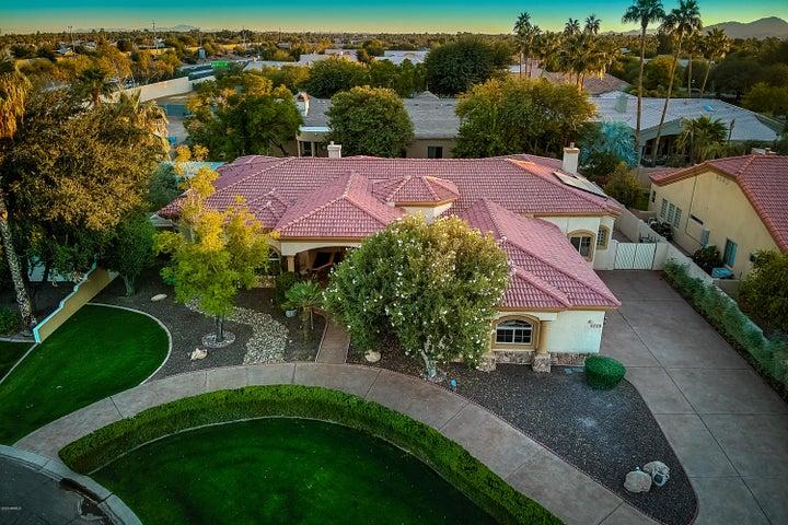 8739 E SHARON Drive, Scottsdale, AZ 85260