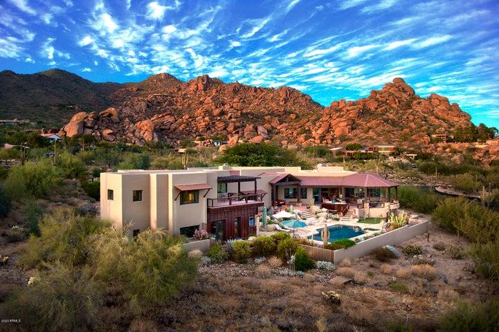 6711 E EL SENDERO Road, Carefree, AZ 85377