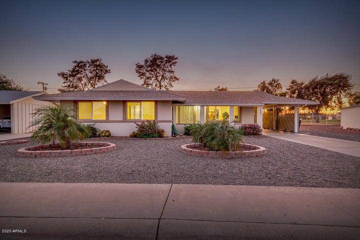 12624 N PEBBLE BEACH Drive, Sun City, AZ 85351