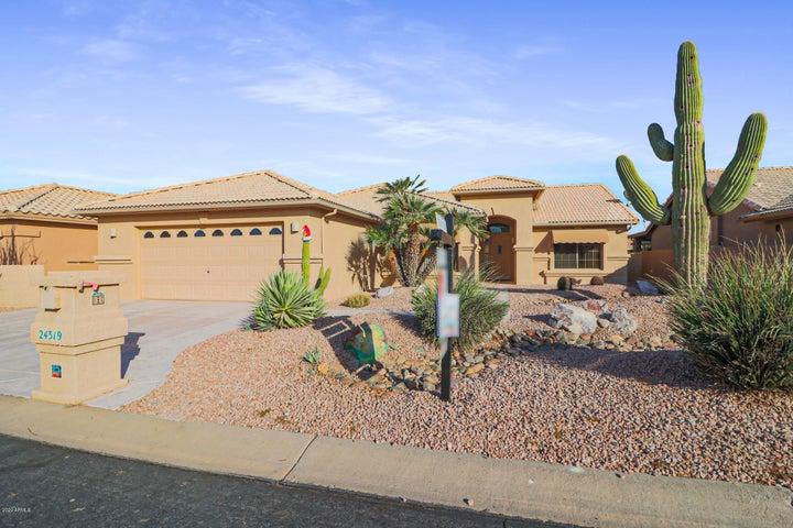 24319 S STARCREST Drive, Sun Lakes, AZ 85248