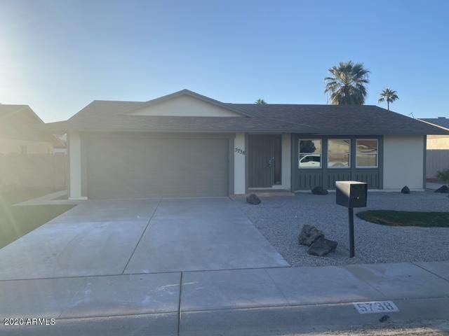5738 N 46TH Avenue, Glendale, AZ 85301