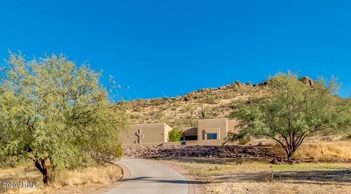 225 E Circle Mountain Rd - Over 1 Acre of Mountainside Property offering privacy.