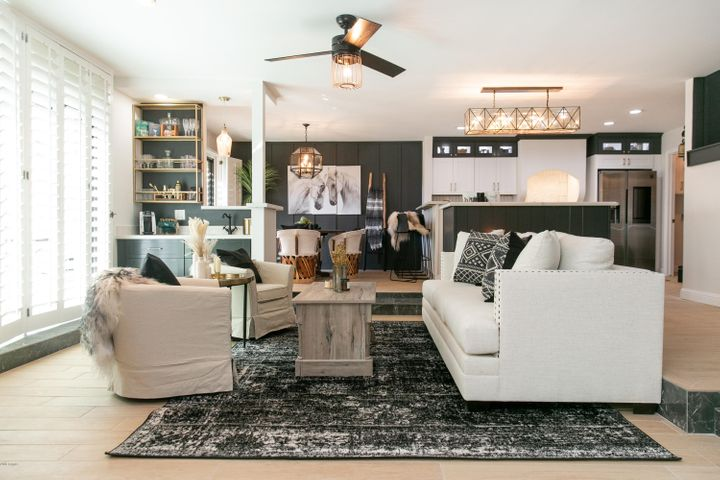 Furniture and Decor available on separate bill of sale