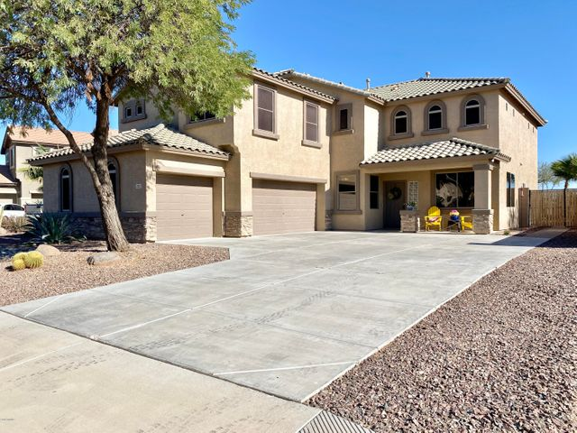 21923 N VAN LOO Drive, Maricopa, AZ 85138