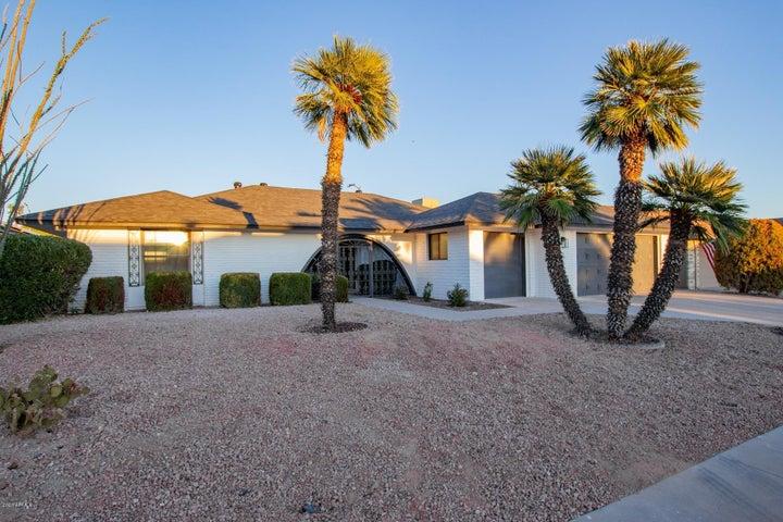 12610 W GABLE HILL Drive, Sun City West, AZ 85375