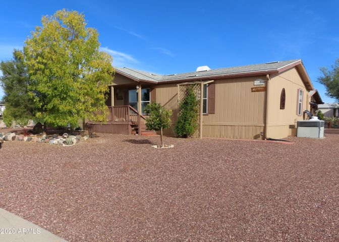 30631 S MEANDERING Lane, #150, Congress, AZ 85332