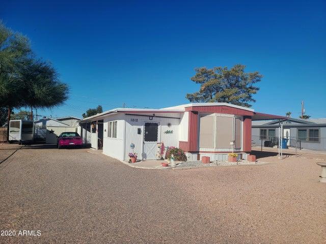 1012 S Lawson Drive, Apache Junction, AZ 85120