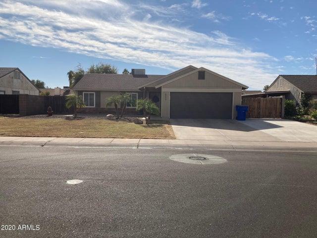 4633 W PARK Avenue, Chandler, AZ 85226