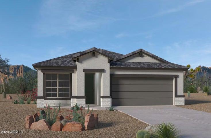 38160 W SAN ALVAREZ Avenue, Maricopa, AZ 85138
