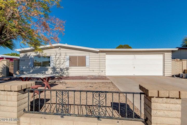 7502 E INVERNESS Avenue, Mesa, AZ 85209