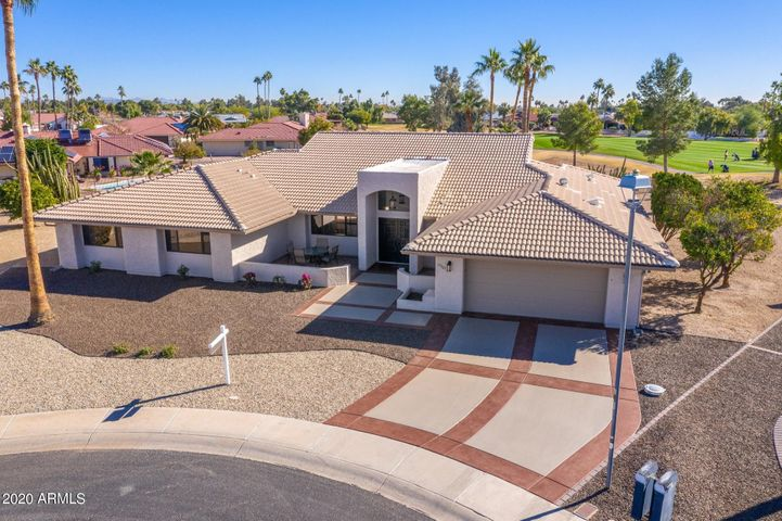 13307 W STARDUST Boulevard, Sun City West, AZ 85375