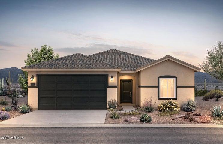 18346 N DESERT WILLOW Drive, Maricopa, AZ 85138
