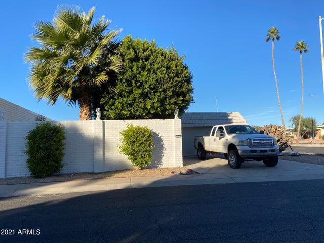 10702 W BUCCANEER Way, Sun City, AZ 85351