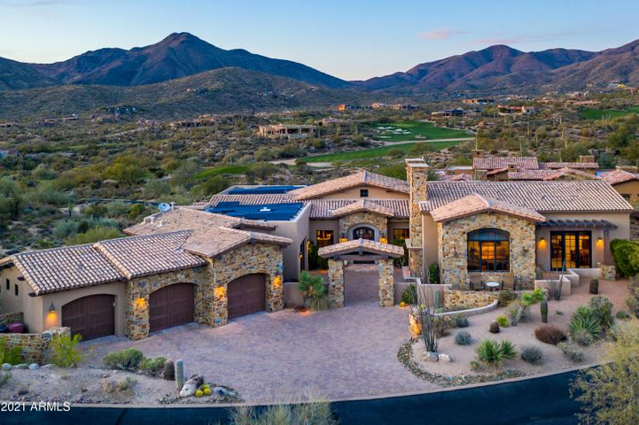 Stunning custom home built by Tierra Custom Homes