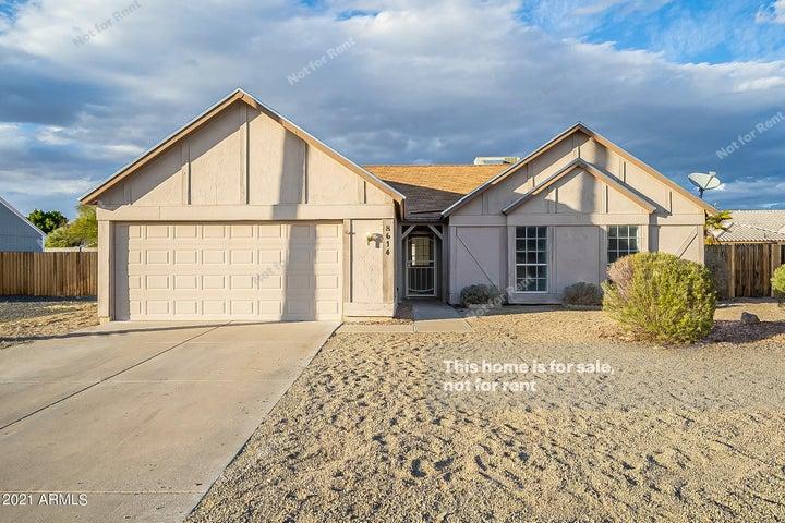 8614 W CORRINE Drive, Peoria, AZ 85381