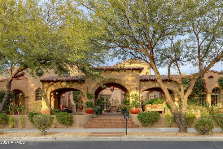 10194 E MOUNTAIN SPRING Road, Scottsdale, AZ 85255